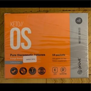 15 packs orange dream - caffeine free- NIB